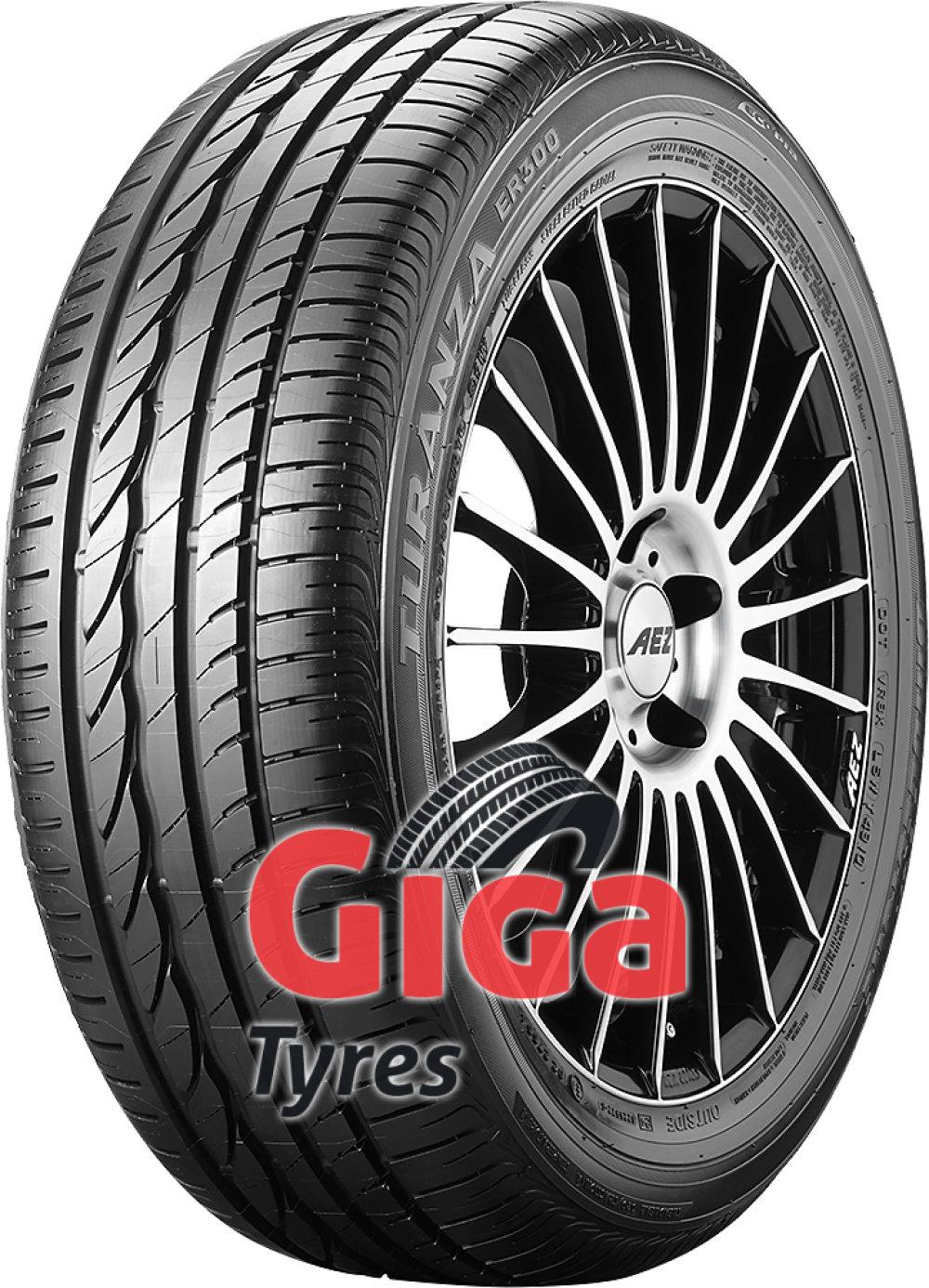 Bridgestone Turanza ER 300 Ecopia ( 205/55 R16 94H XL with rim protection (MFS) )
