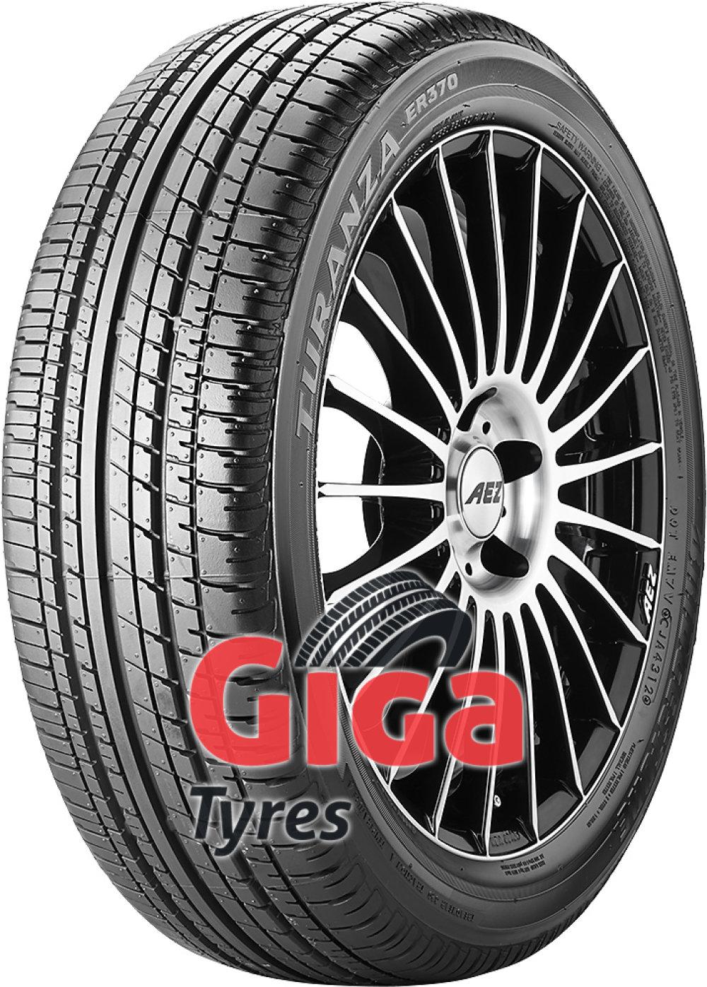 Bridgestone Turanza ER 370 ( 225/50 R17 98V XL with rim protection (MFS) )