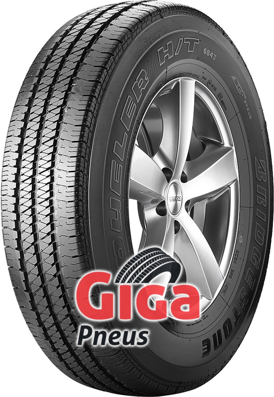 Bridgestone Dueler H/T 684 II Ecopia ( 265/60 R18 110H direito )