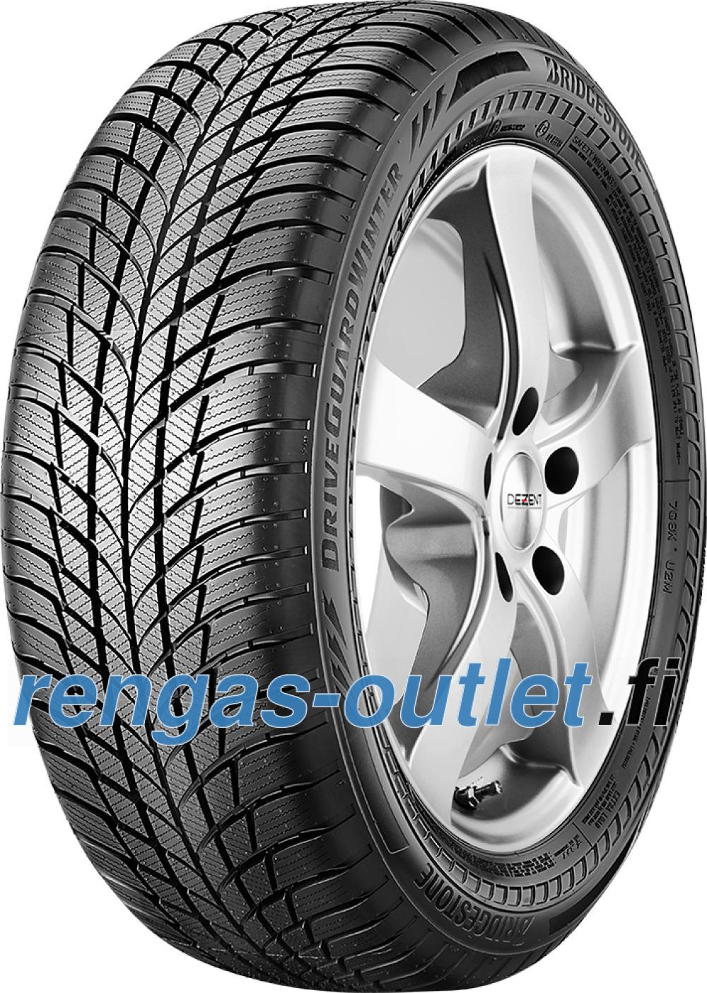 Bridgestone DriveGuard Winter RFT ( 225/40 R18 92V XL , runflat, DriveGuard )