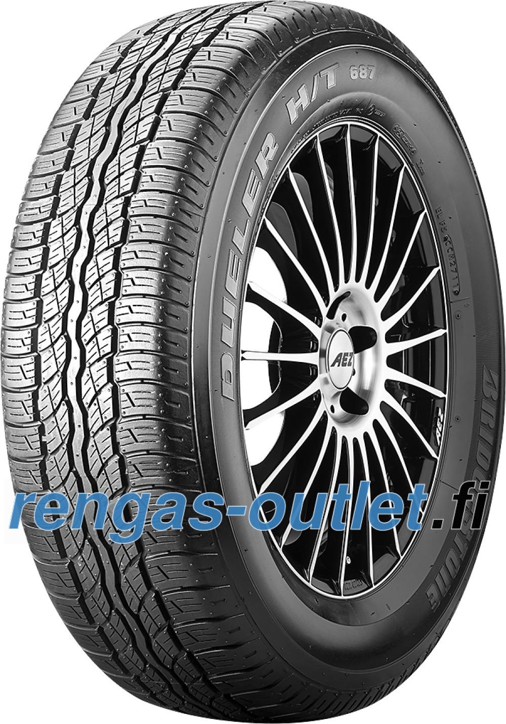 Bridgestone Dueler 687 H/T ( 235/55 R18 100H )