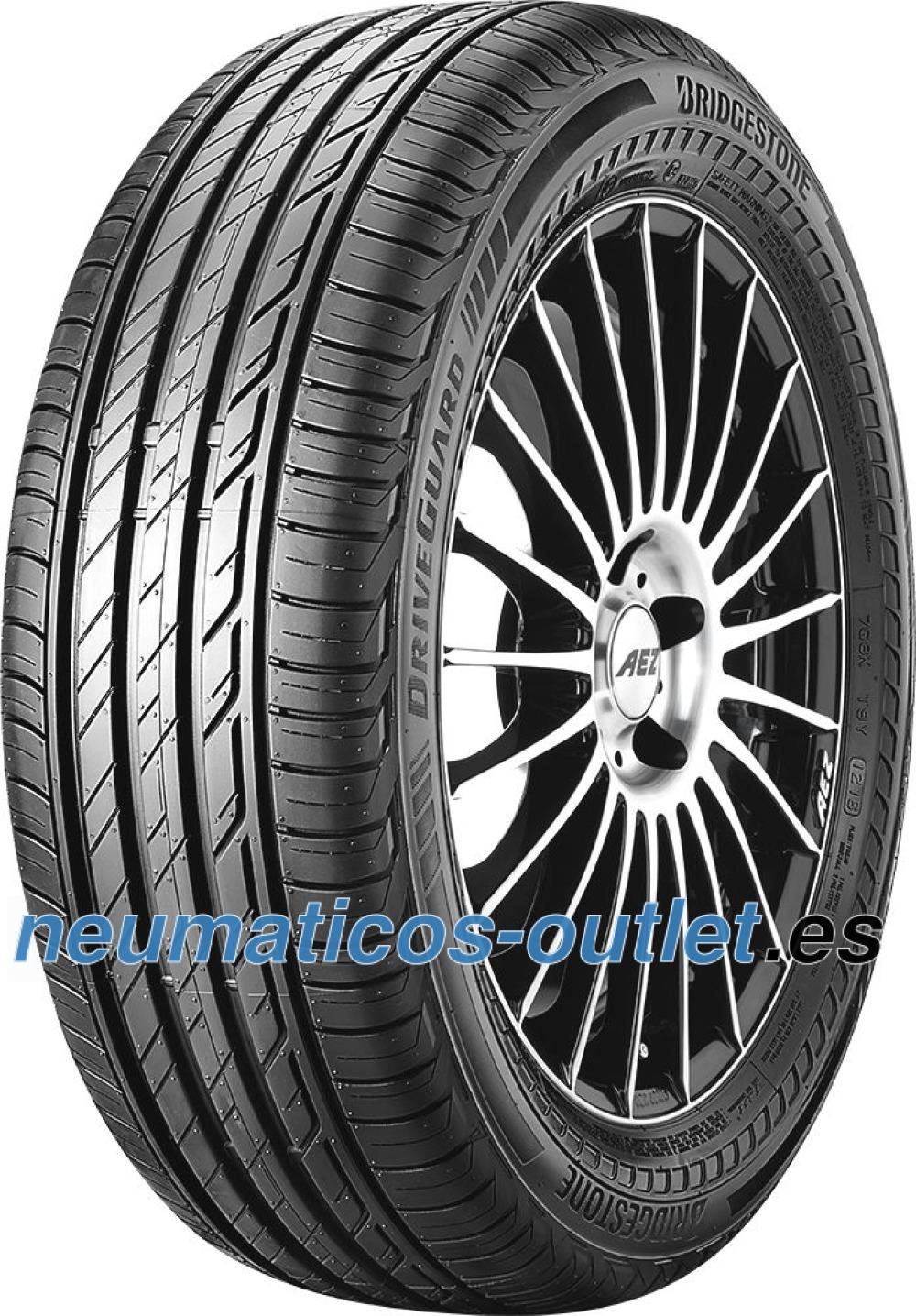 Bridgestone DriveGuard RFT ( 225/45 R17 94Y XL runflat, con protector de llanta (MFS), DriveGuard )