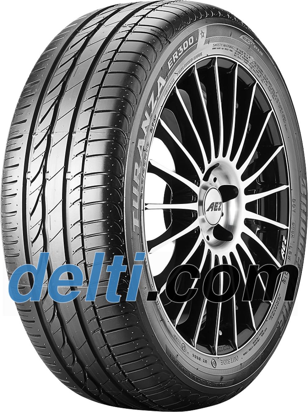 Bridgestone Turanza ER 300A Ecopia RFT ( 225/55 R16 95W runflat, * )