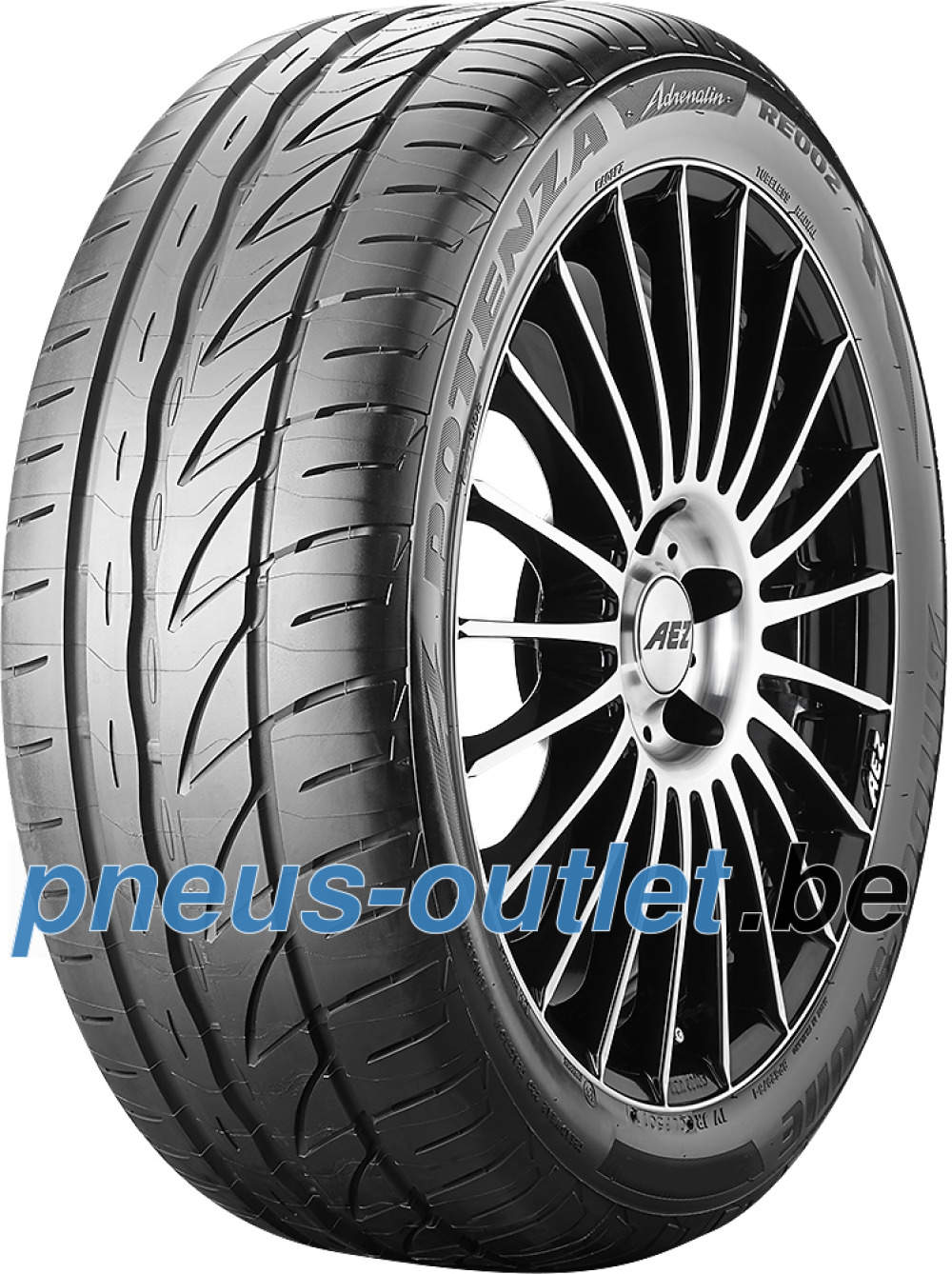Bridgestone Potenza Adrenalin RE002 ( 245/40 R18 97W XL )