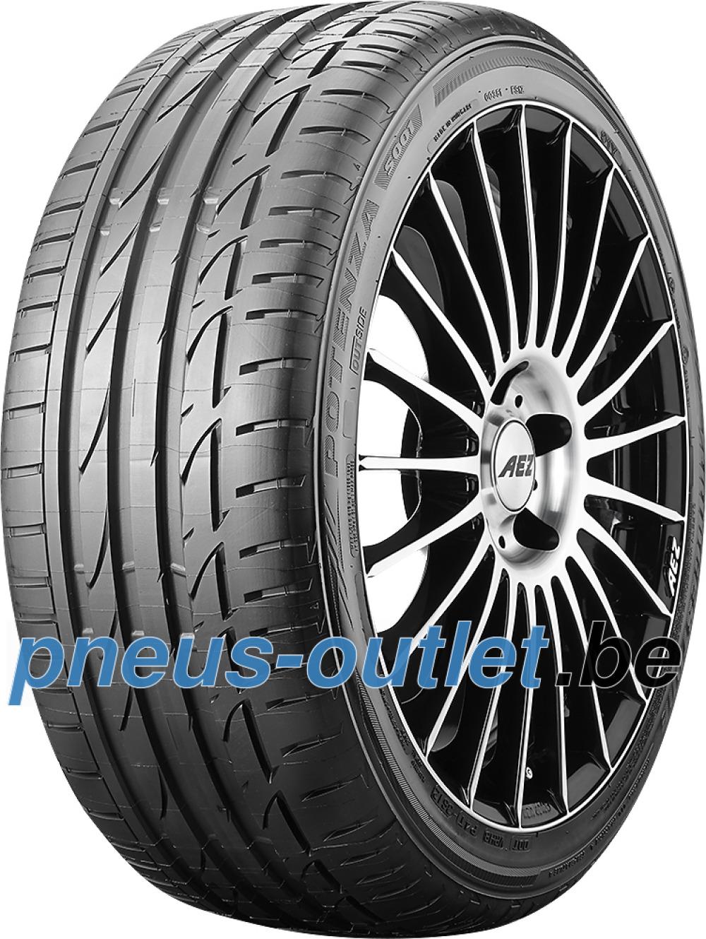 Bridgestone Potenza S001 ( 245/35 R19 93Y XL AO, avec protège-jante (MFS) )