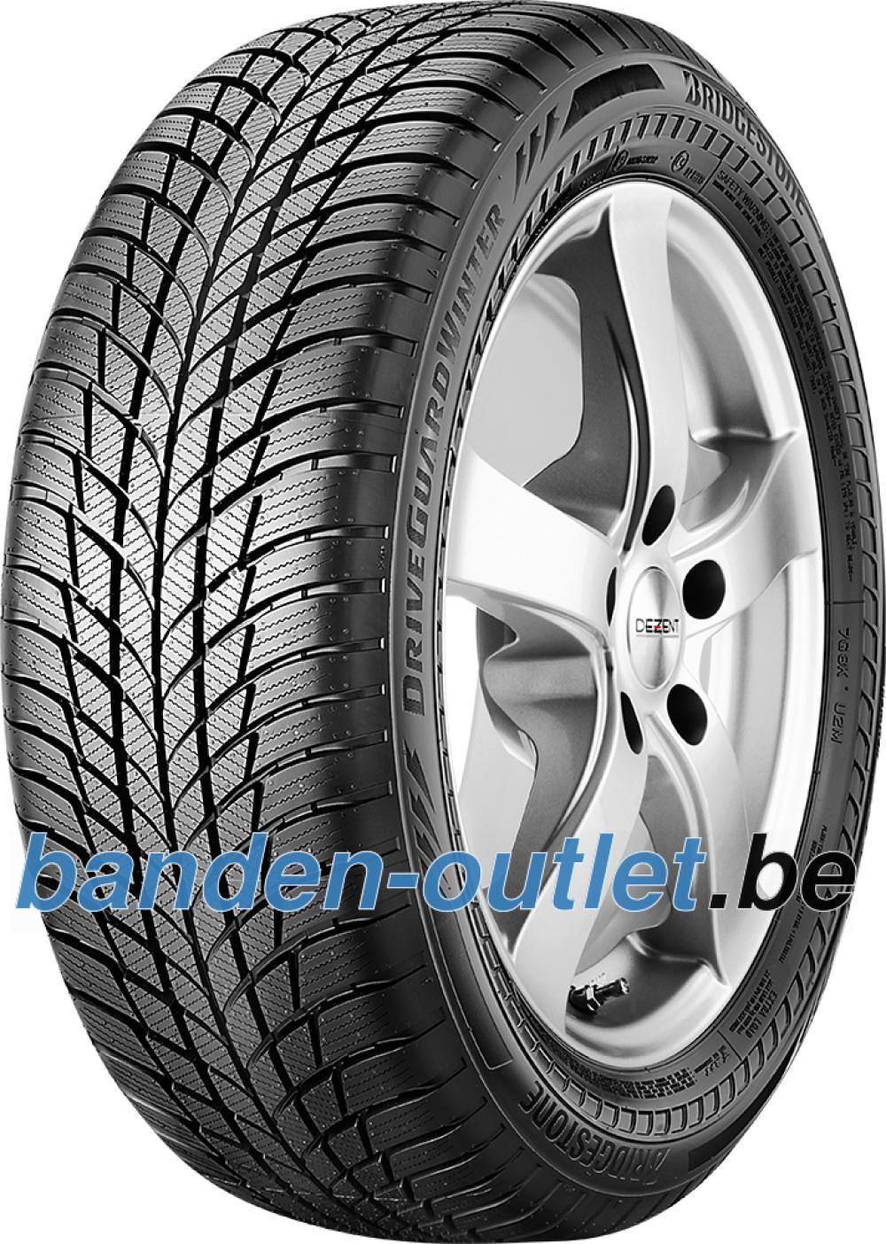 Bridgestone DriveGuard Winter RFT ( 215/55 R16 97H XL , runflat, DriveGuard )