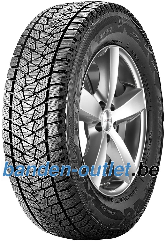 Bridgestone Blizzak DM V2 ( 215/60 R17 96S , met velgrandbescherming (MFS) )