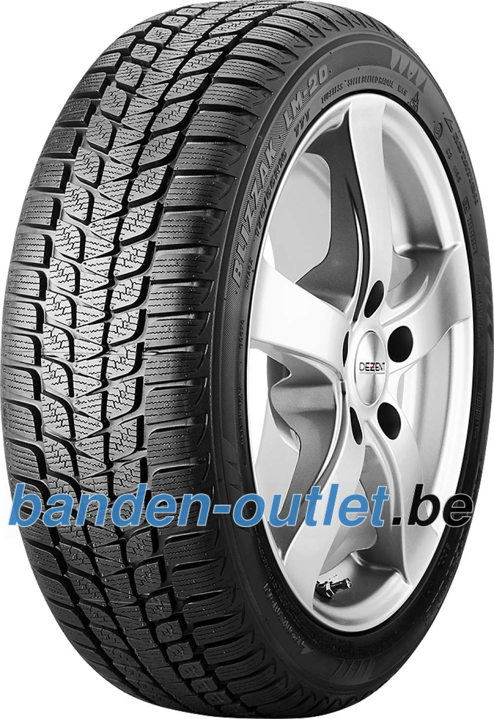 Bridgestone Blizzak LM-20 ( 165/65 R15 81T )