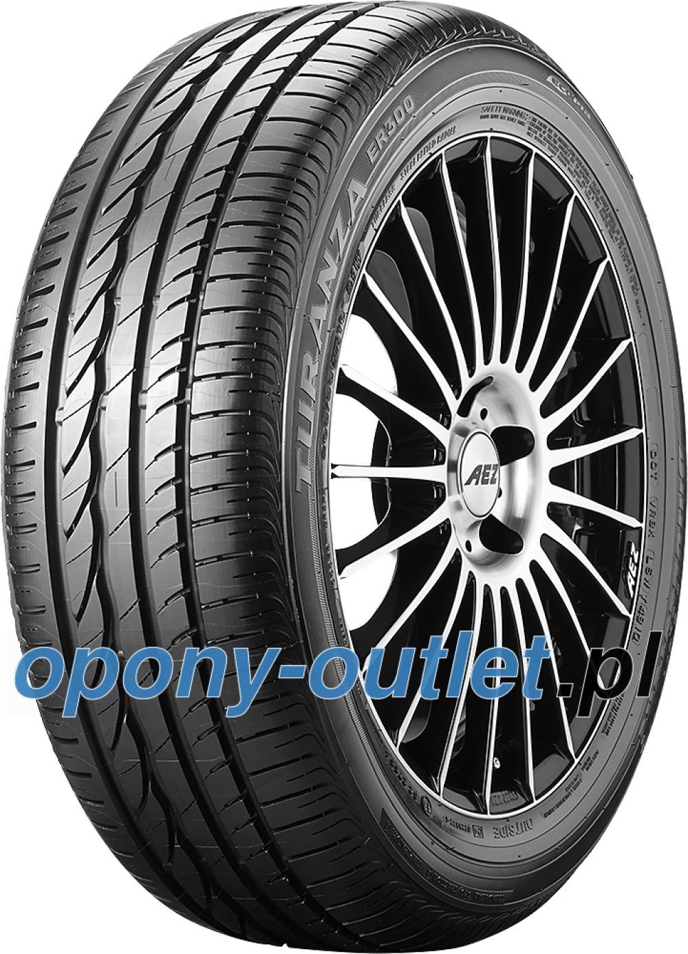 Bridgestone Turanza ER 300 Ecopia RFT ( 225/55 R17 97Y runflat, * )