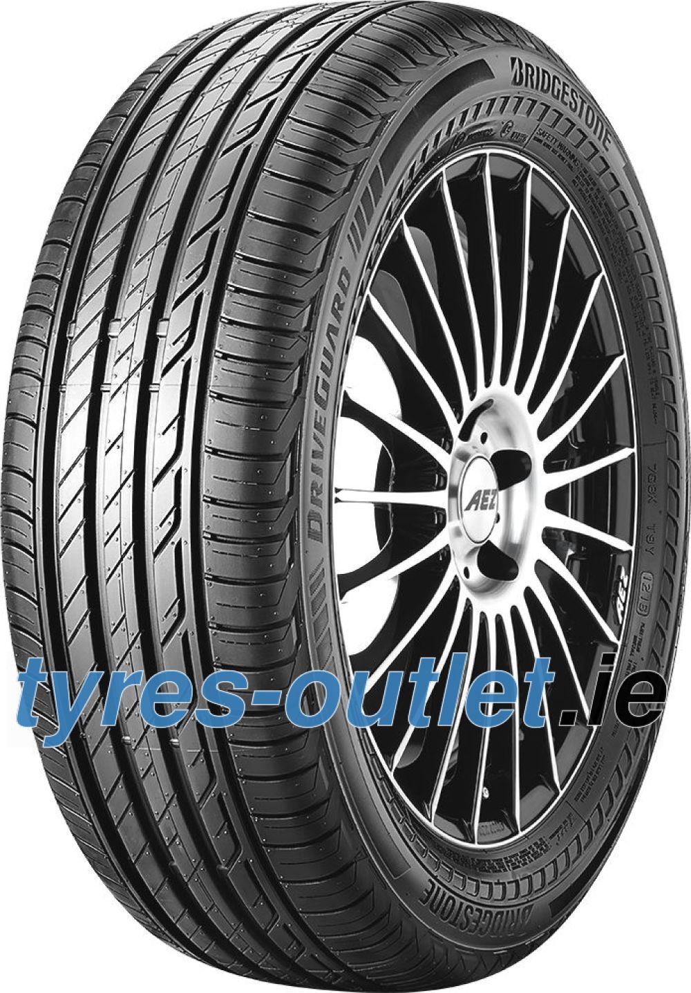 Bridgestone DriveGuard RFT ( 185/60 R15 88V XL runflat, DriveGuard )