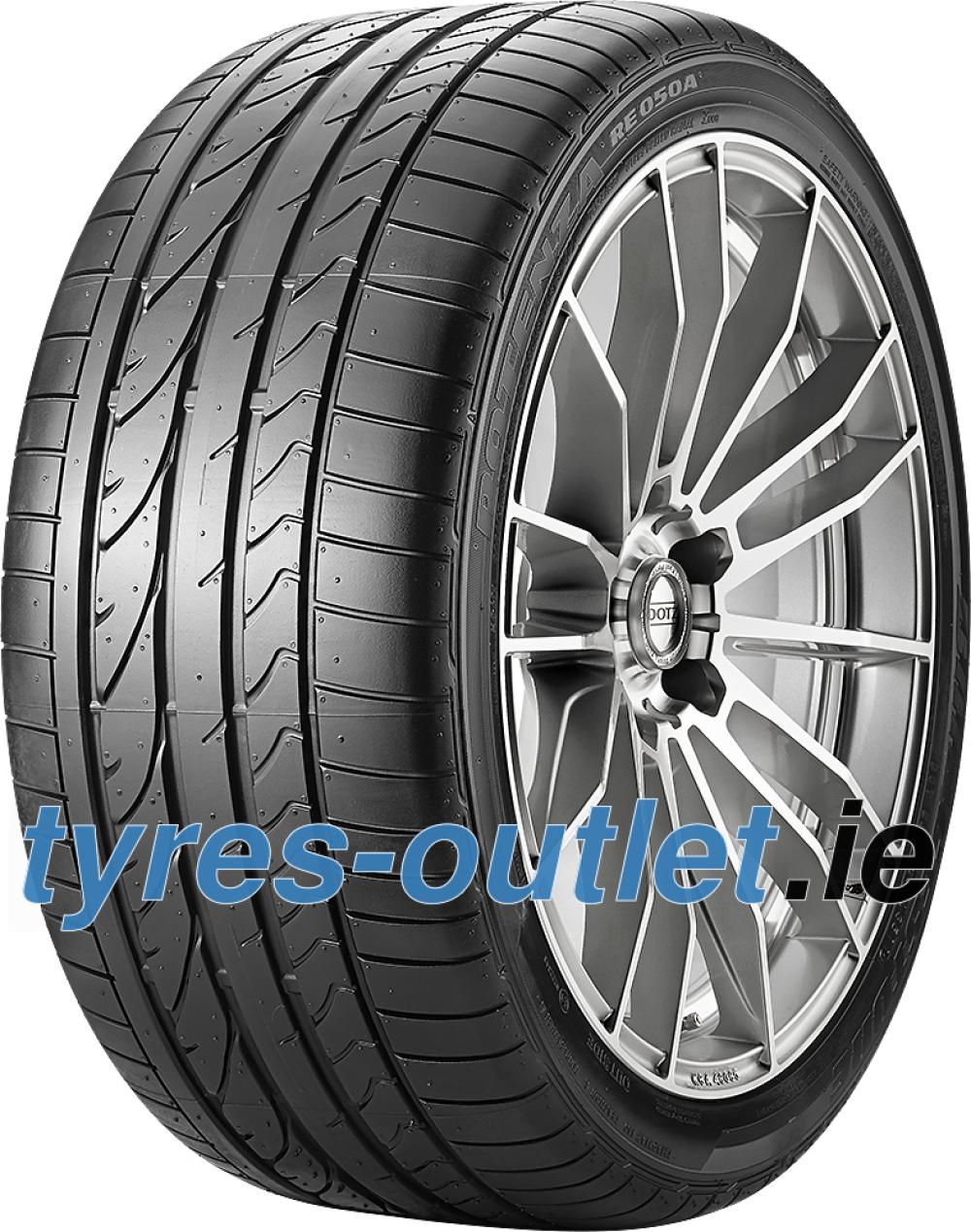 Bridgestone Potenza RE 050 A RFT ( 225/40 R18 92W XL runflat, with rim protection (MFS) )