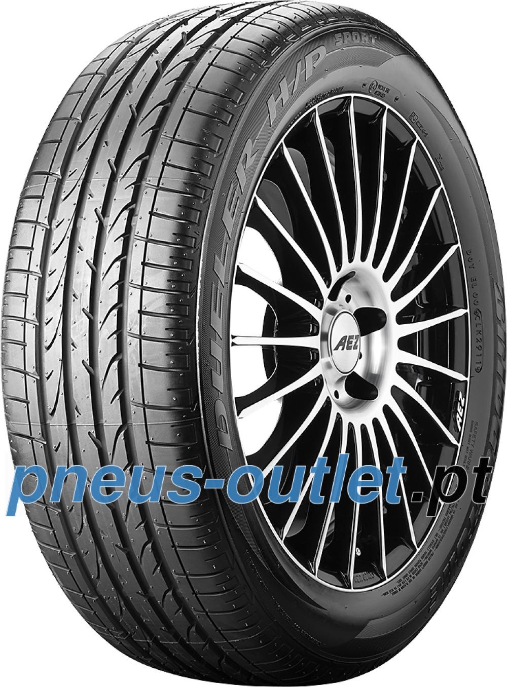 Bridgestone Dueler H/P Sport RFT ( 315/35 R20 110W XL *, com protecção da jante (MFS), runflat )