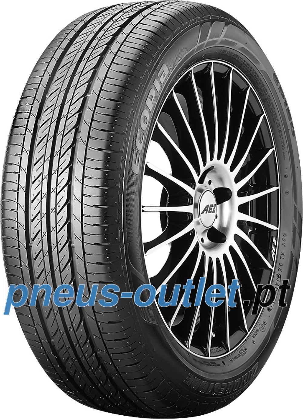 Bridgestone Ecopia EP150 ( 175/65 R14 86T XL )