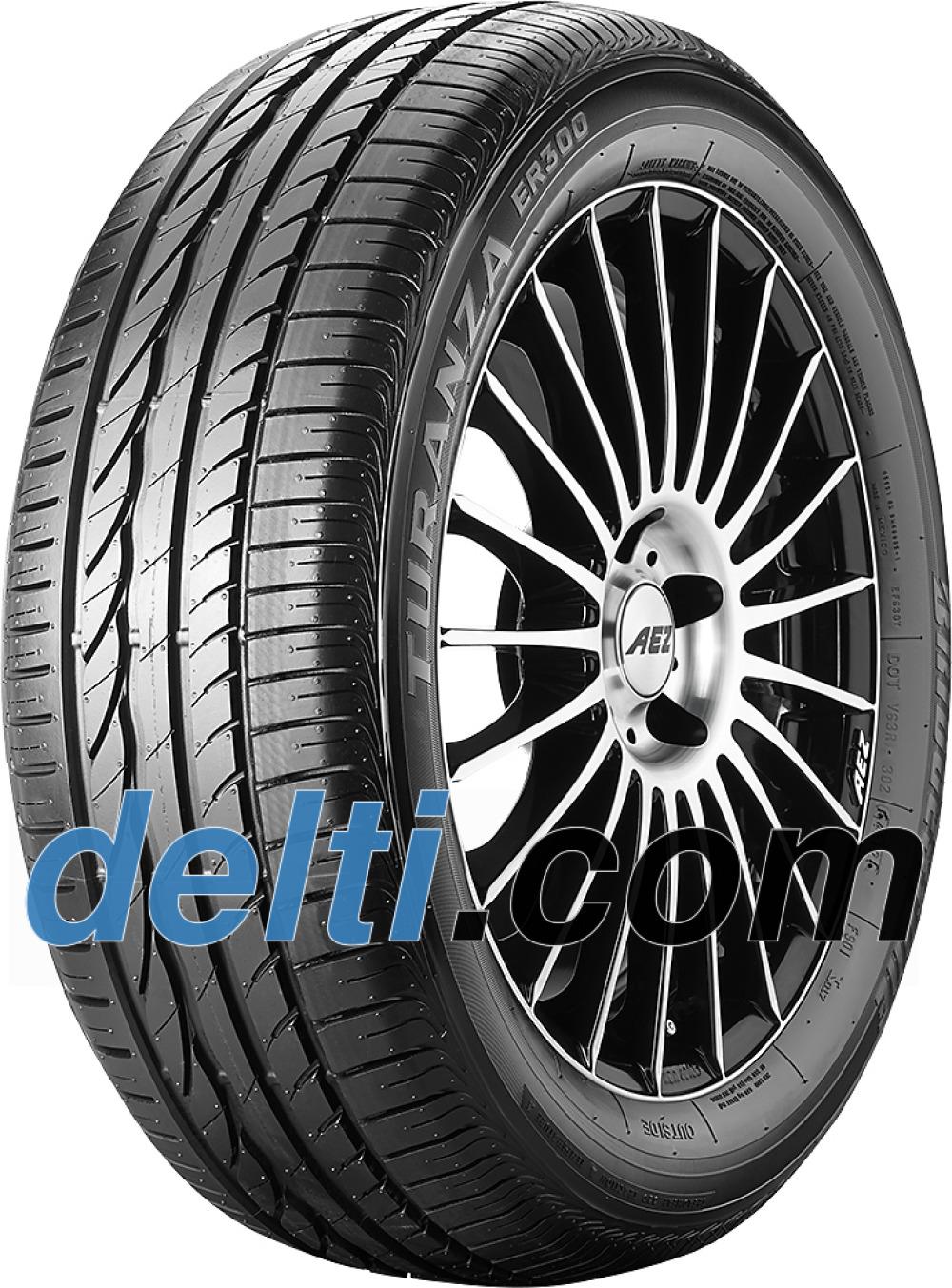 Bridgestone Turanza ER 300 ( 215/50 R17 95W XL com protecção da jante (MFS) )