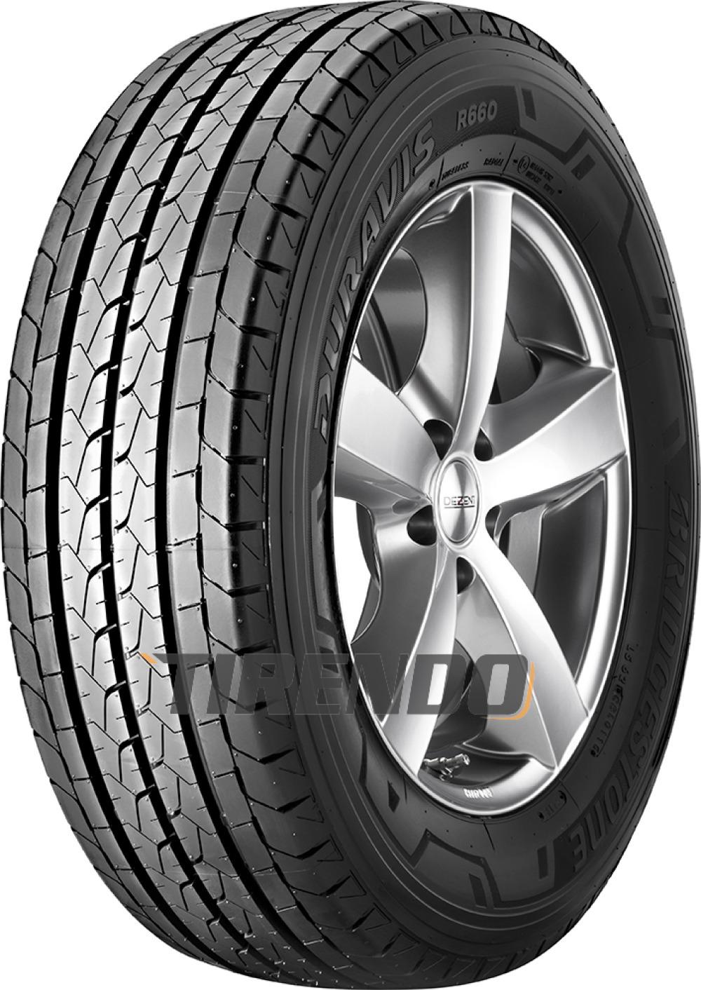 Bridgestone Duravis R660 ( 205/70 R15C 106/104R )