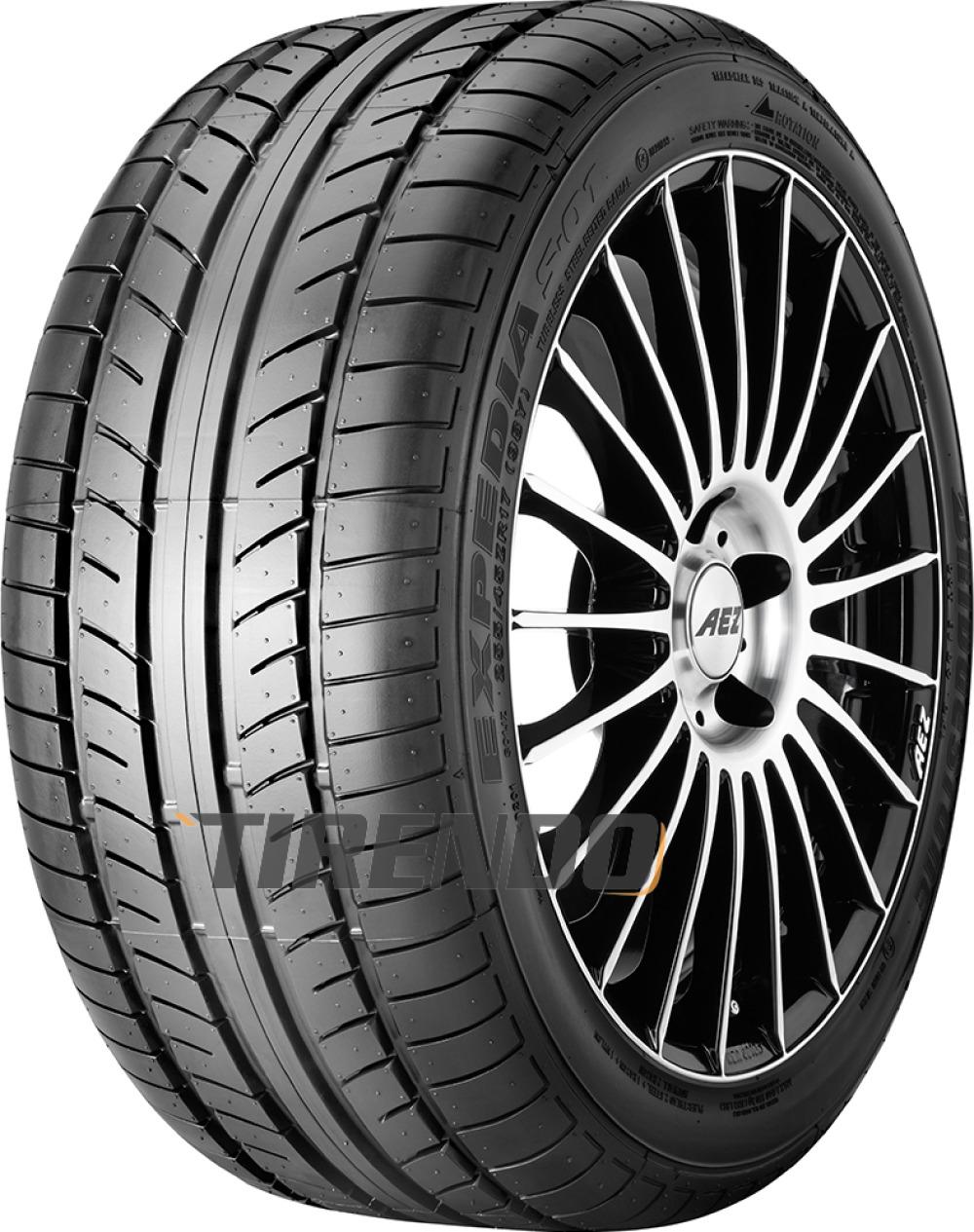 Bridgestone Expedia S-01 ( 255/45 ZR17 (98Y) Doppelmarkierung 98ZR )