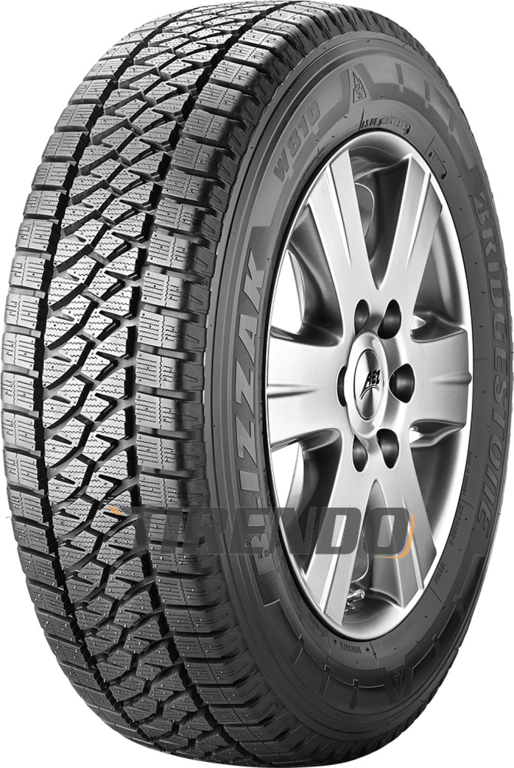 Bridgestone Blizzak W810 ( 215/65 R16C 109/107R )