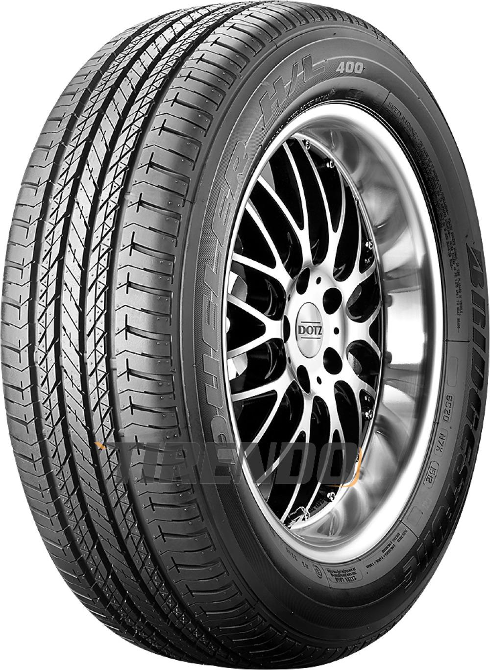 Bridgestone Dueler H/L 400 RFT ( 255/50 R19 107H XL *, runflat )