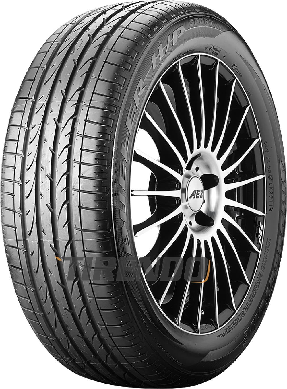 Bridgestone Dueler H/P Sport RFT ( 285/45 R19 111W XL *, runflat )