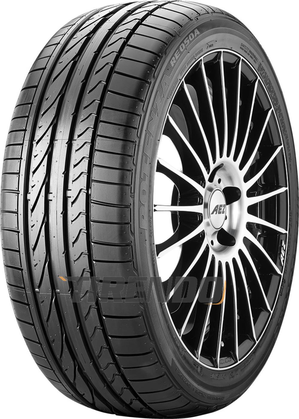 Bridgestone Potenza RE 050 A ( 225/45 R19 96W XL mit Felgenschutz (MFS) )