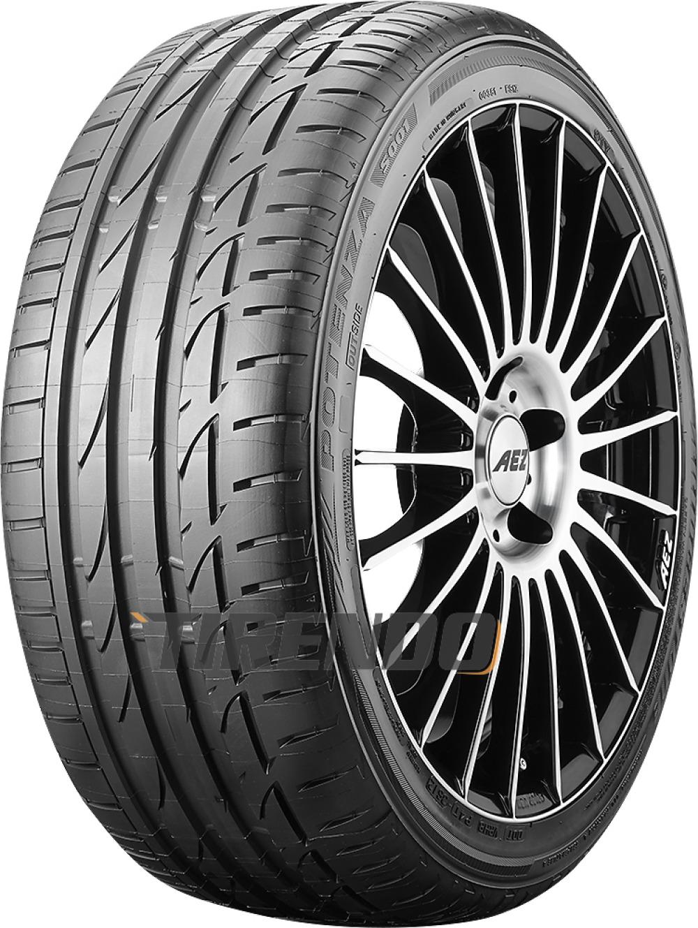 Bridgestone Potenza S001 ( 225/45 R17 94Y XL mit Felgenschutz (MFS) )