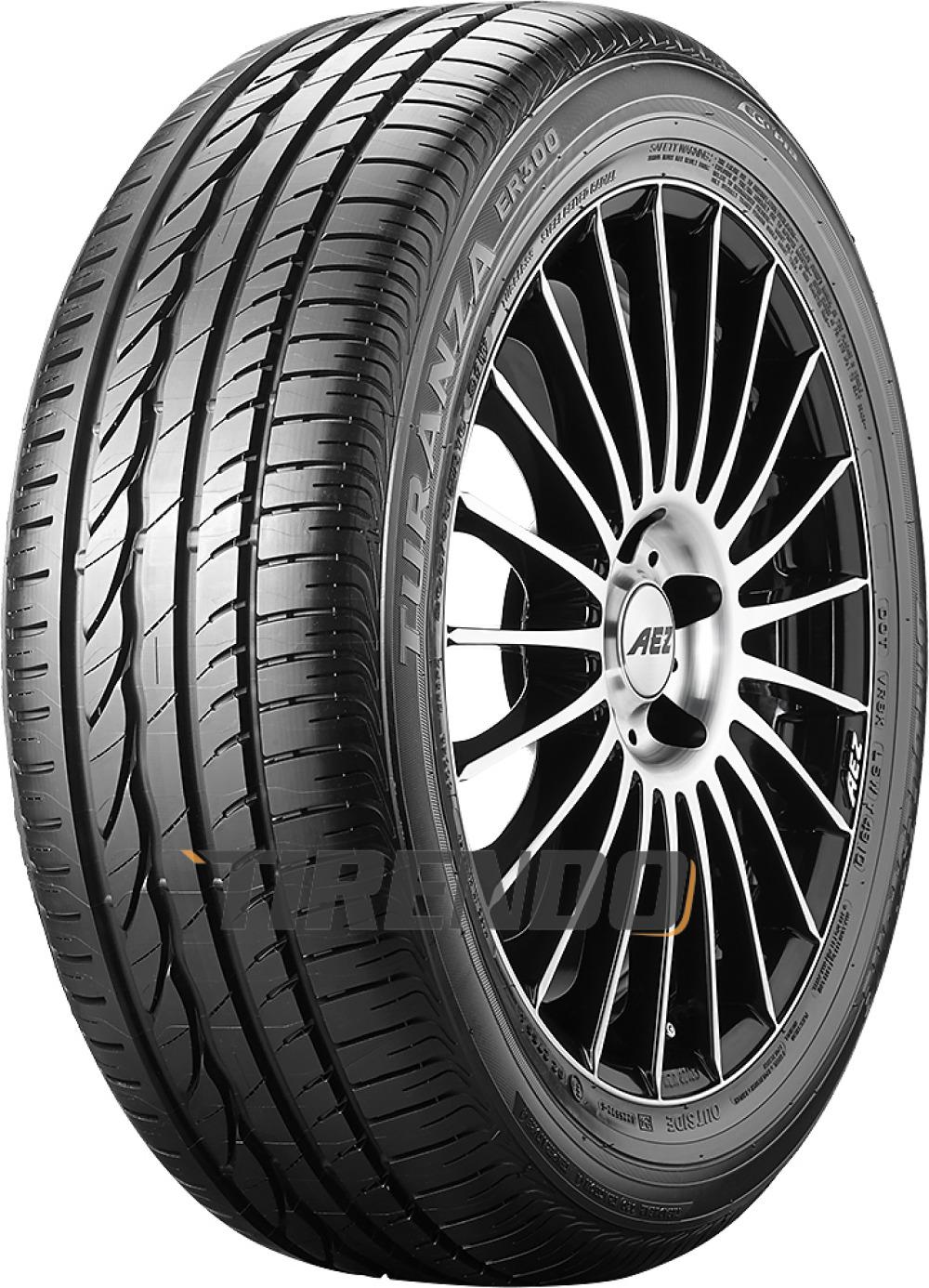 Bridgestone Turanza ER 300 Ecopia ( 205/55 R16 94H XL mit Felgenschutz (MFS) )