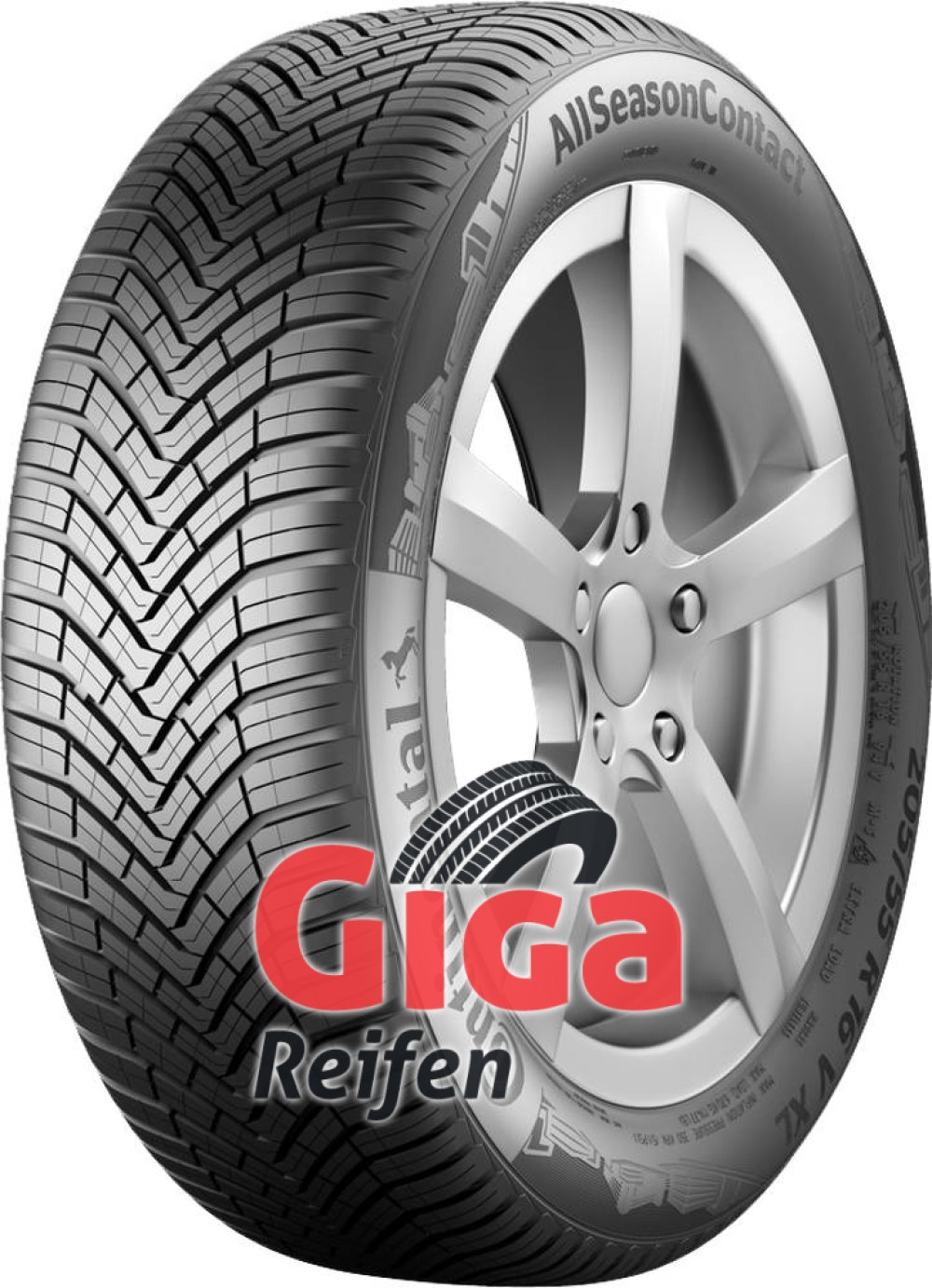 Continental AllSeasonContact ( 185/60 R15 88H XL )