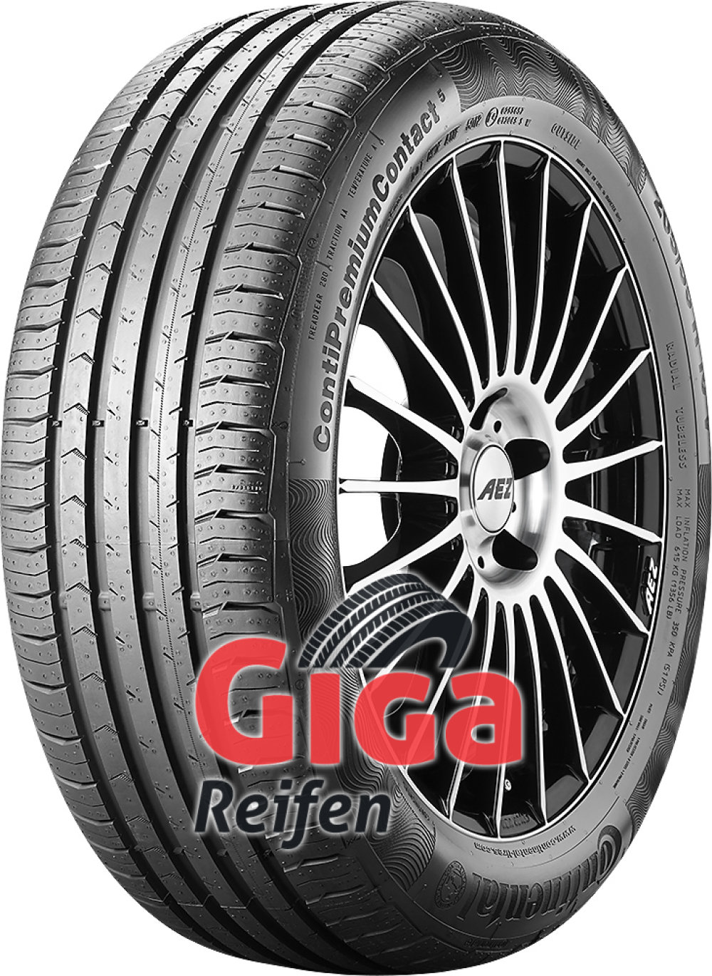 Continental PremiumContact 5 ( 215/60 R16 95W )