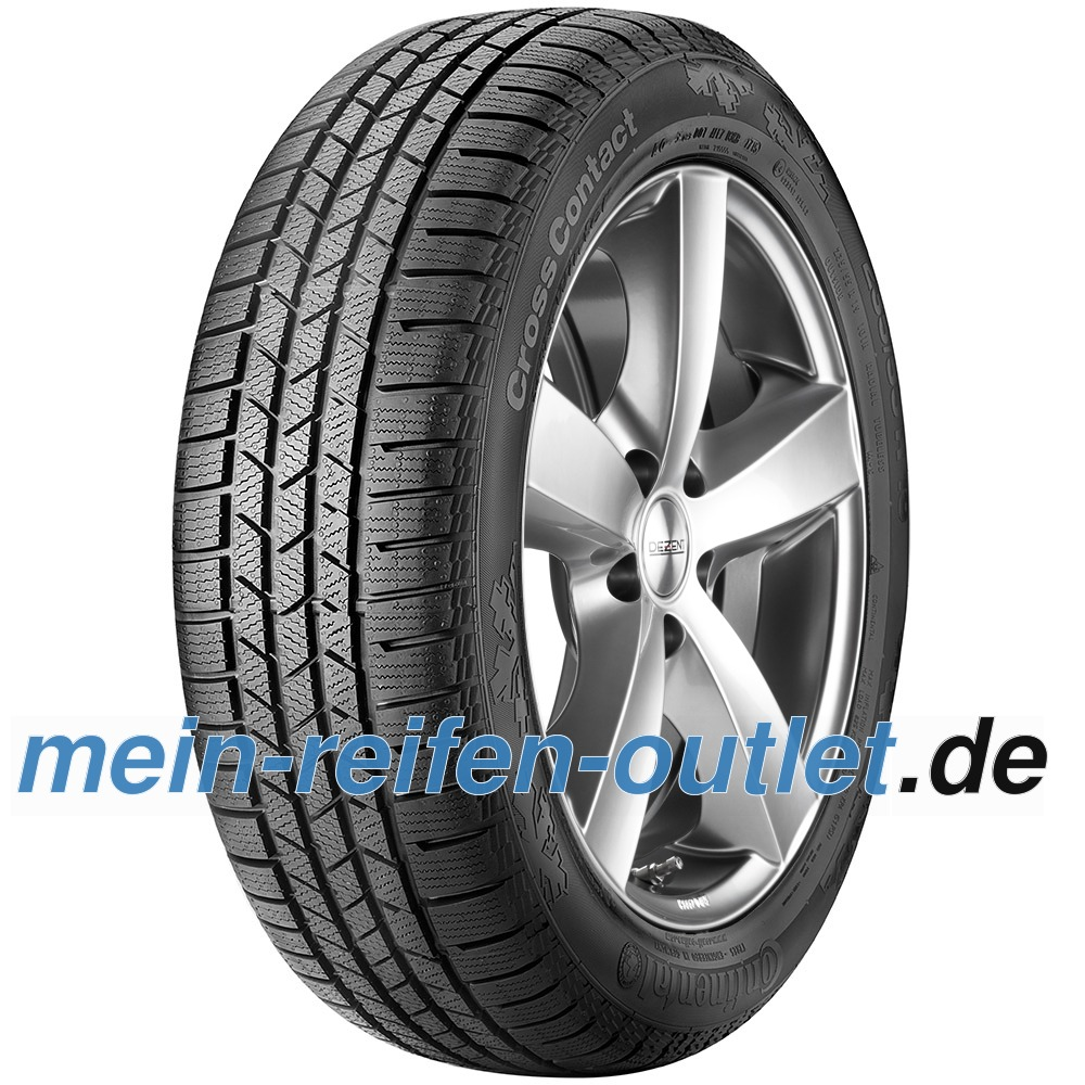 Continental ContiCrossContact Winter ( 275/45 R21 110V XL mit Felgenrippe )