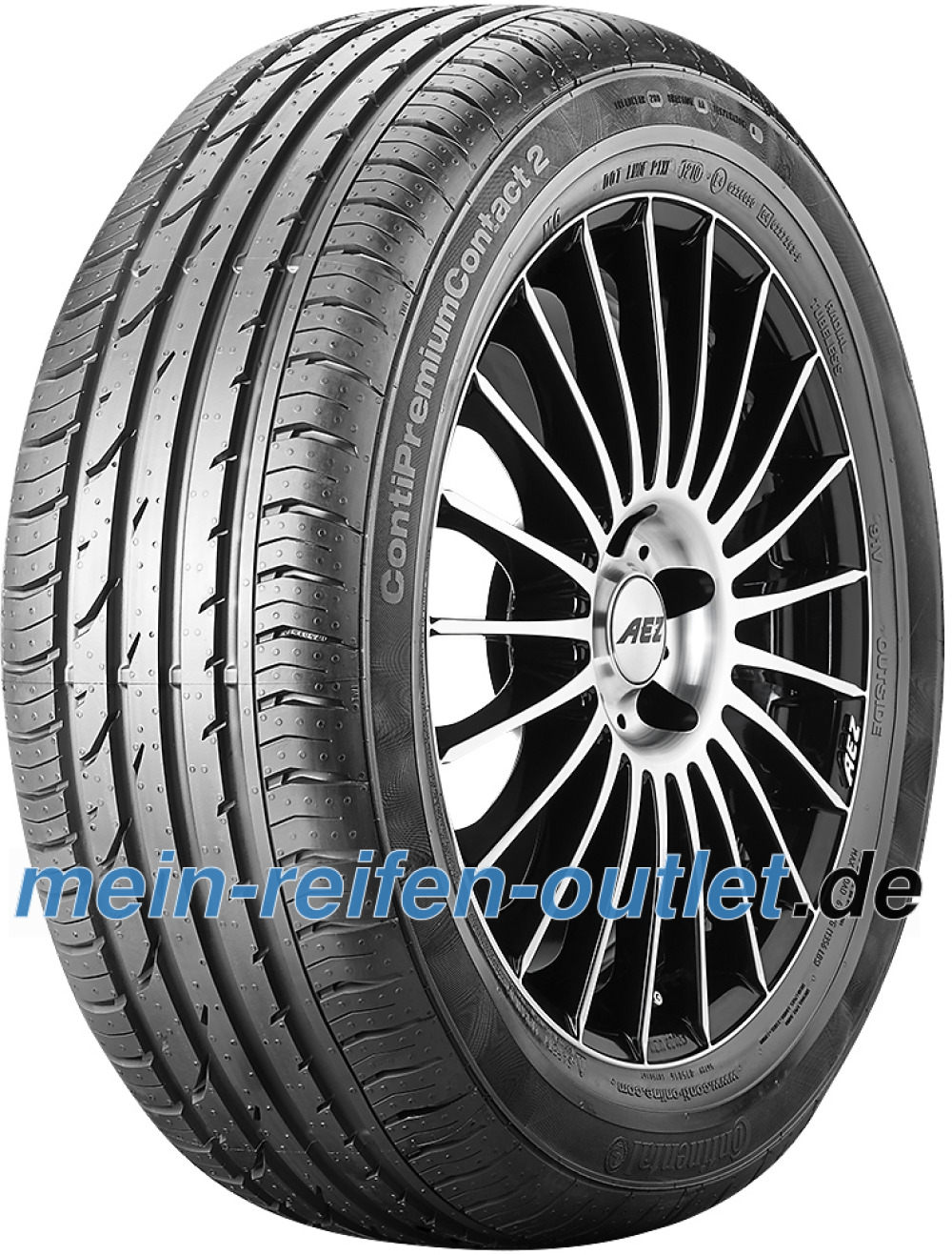 Continental PremiumContact 2 ( 195/55 R16 87V )