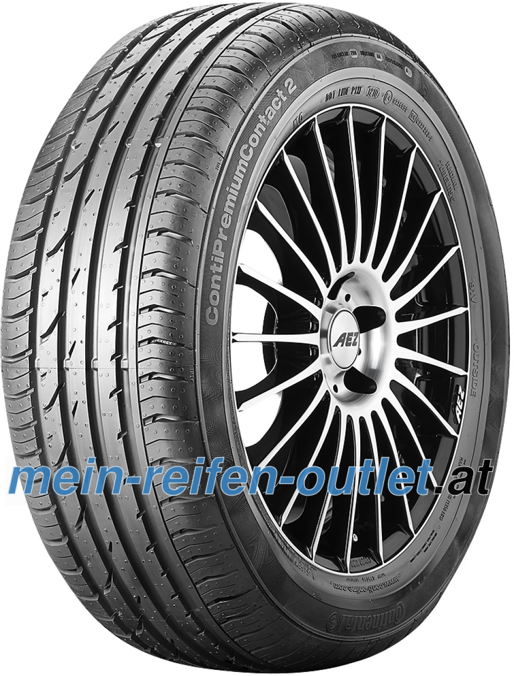 Continental PremiumContact 2 ( 225/55 R16 95W * )