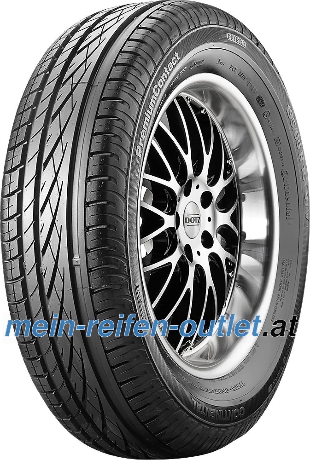 Continental PremiumContact SSR ( 205/55 R16 91W runflat, * )