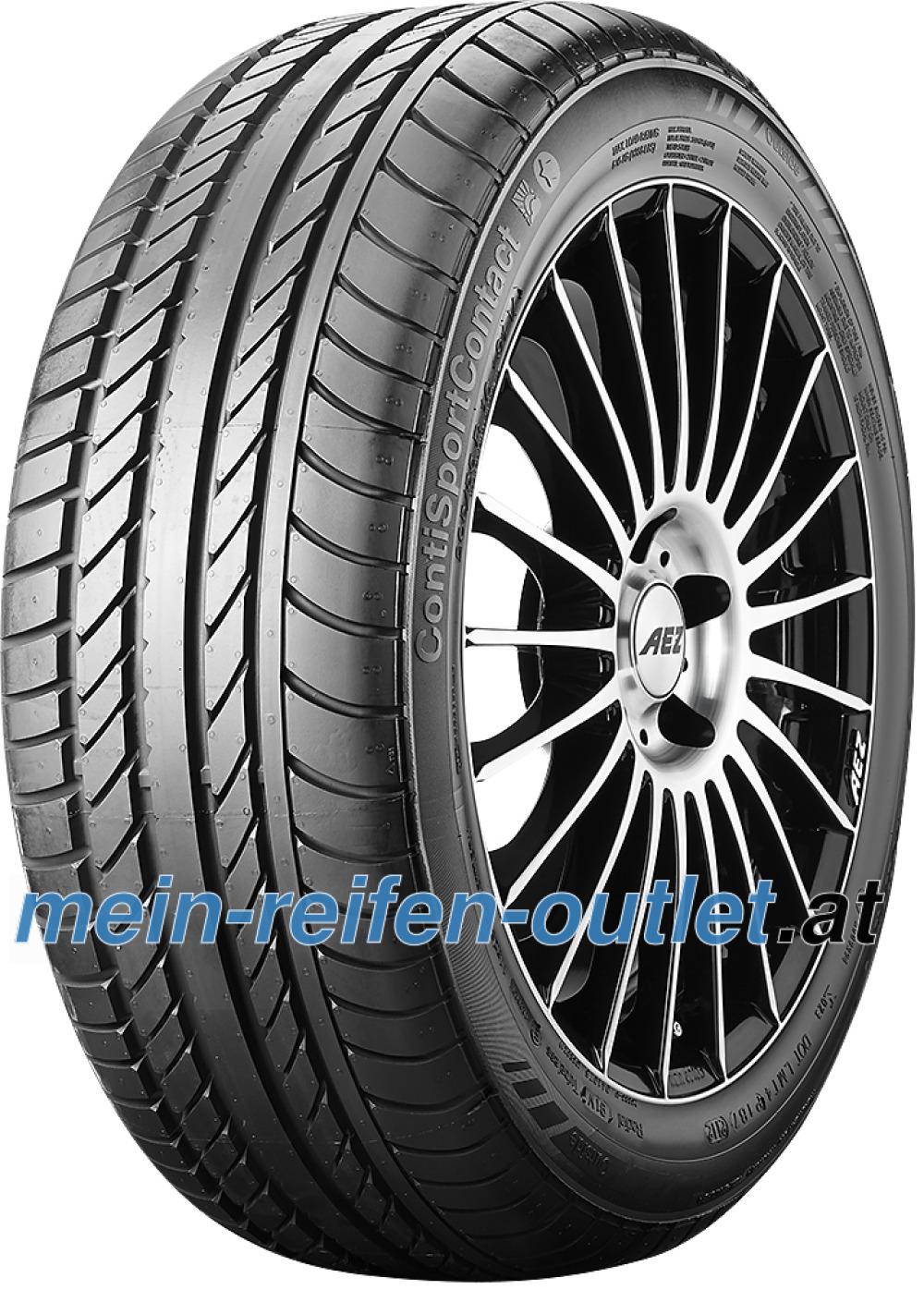 Continental SportContact ( 225/45 ZR18 ZR mit Felgenrippe, M3 )