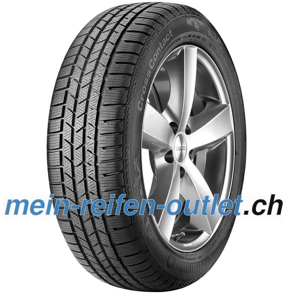 Continental ContiCrossContact Winter ( 295/35 R21 107V XL mit Felgenrippe )