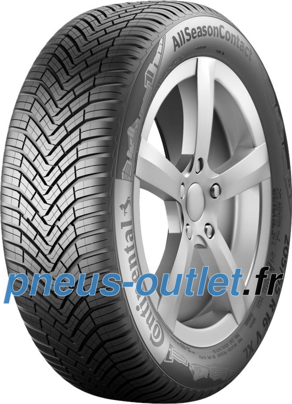 Continental AllSeasonContact ( 195/55 R15 89H XL )