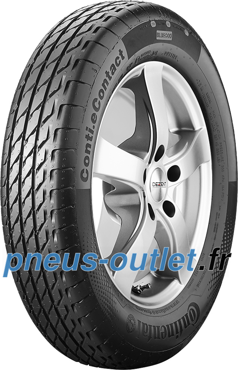 Continental Conti.eContact ( 165/65 R15 81T )