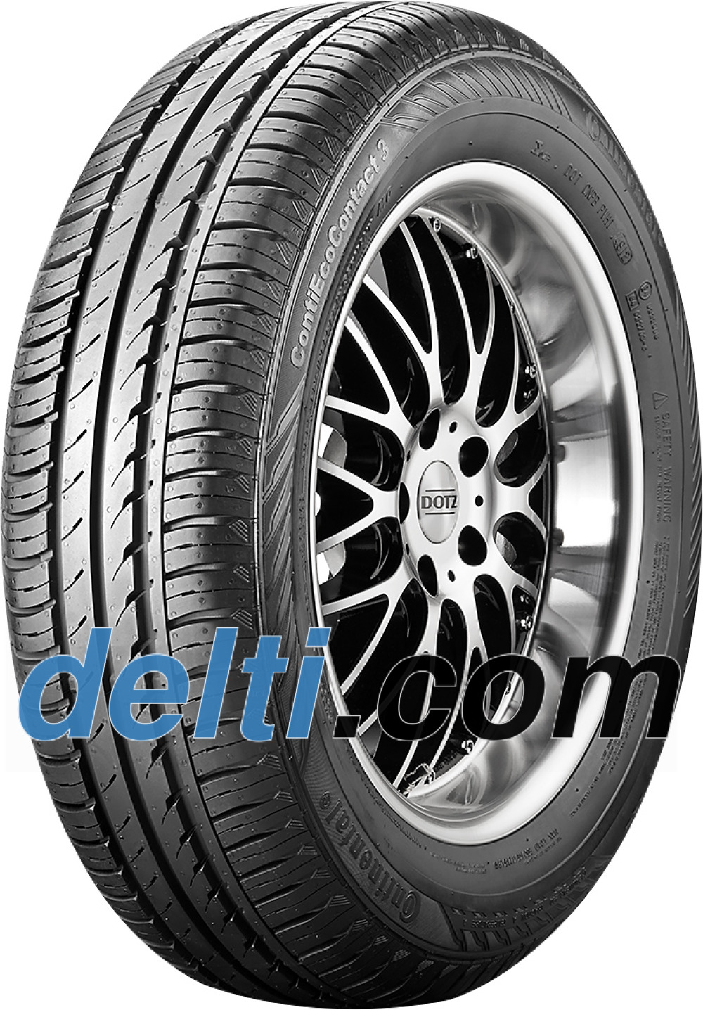 Continental EcoContact 3 ( 155/70 R13 75T )
