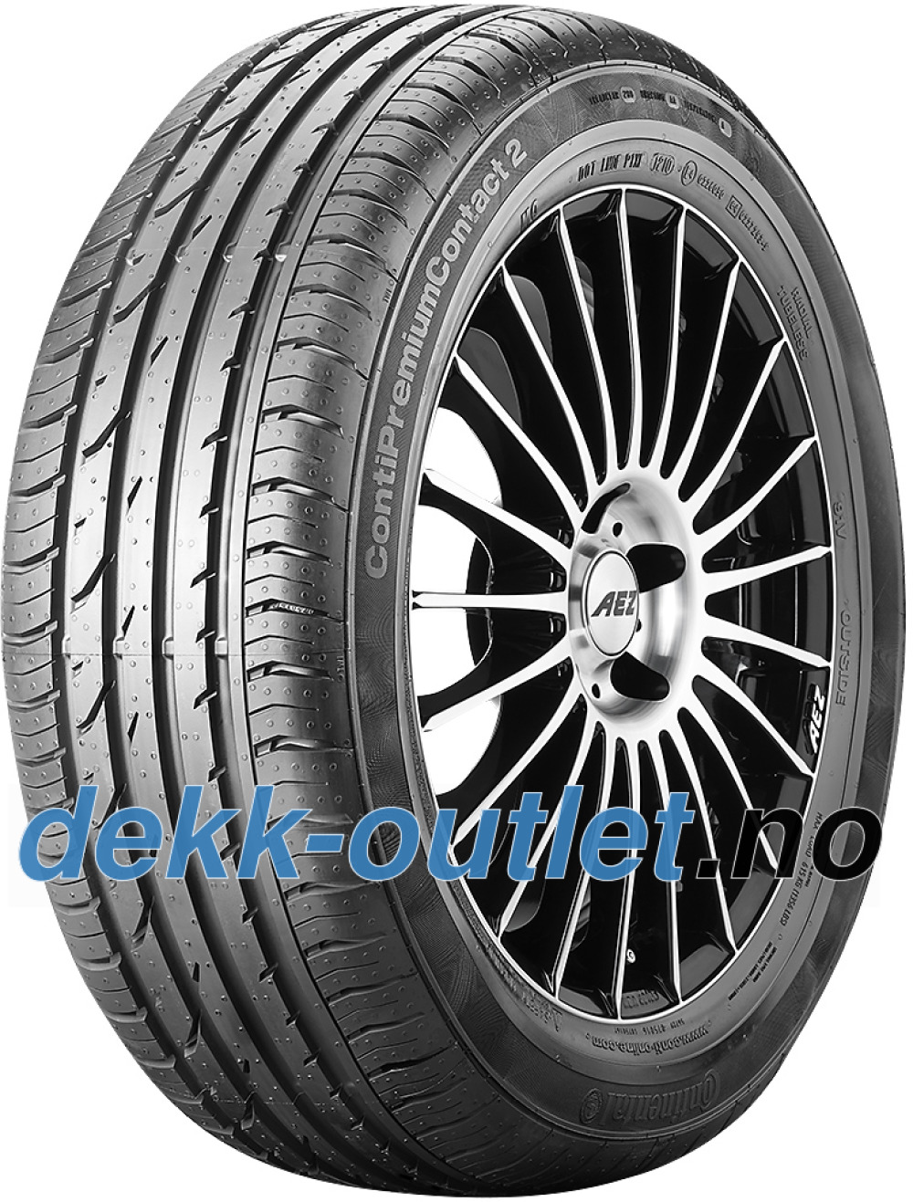 Continental PremiumContact 2 ( 195/65 R14 89H )