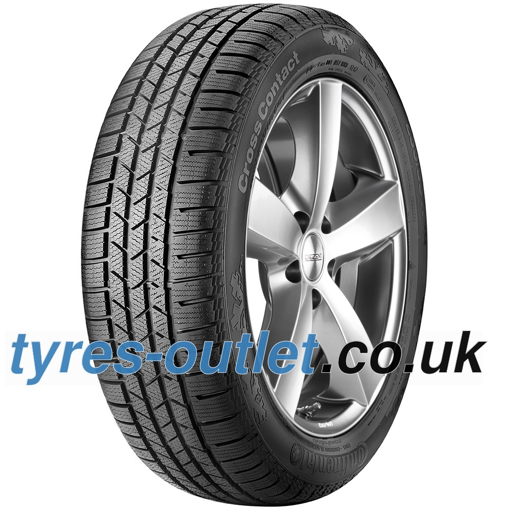 Continental ContiCrossContact Winter ( 255/50 R20 109V XL with kerbing rib )