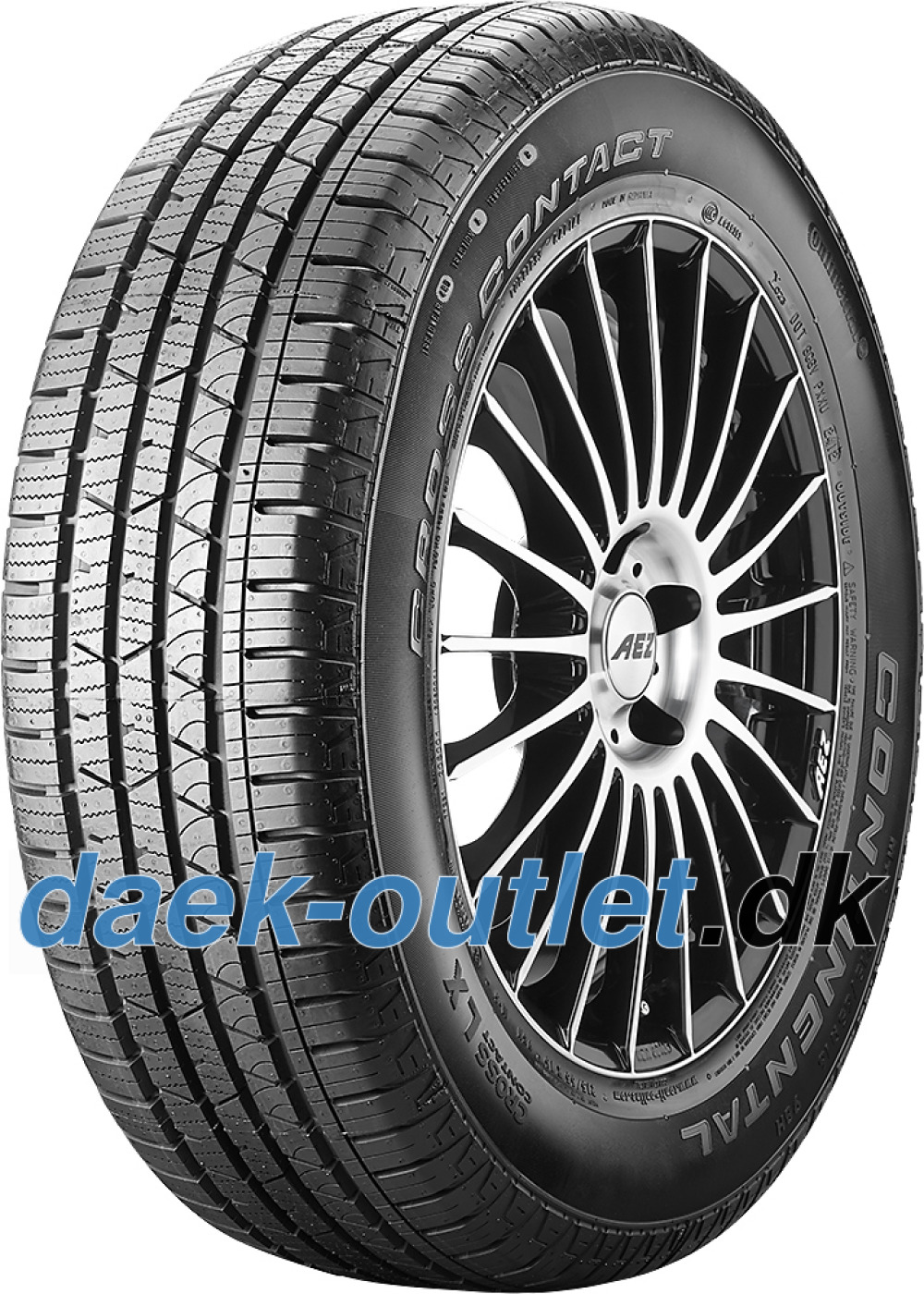 Continental ContiCrossContact LX ( 265/60 R18 110T )