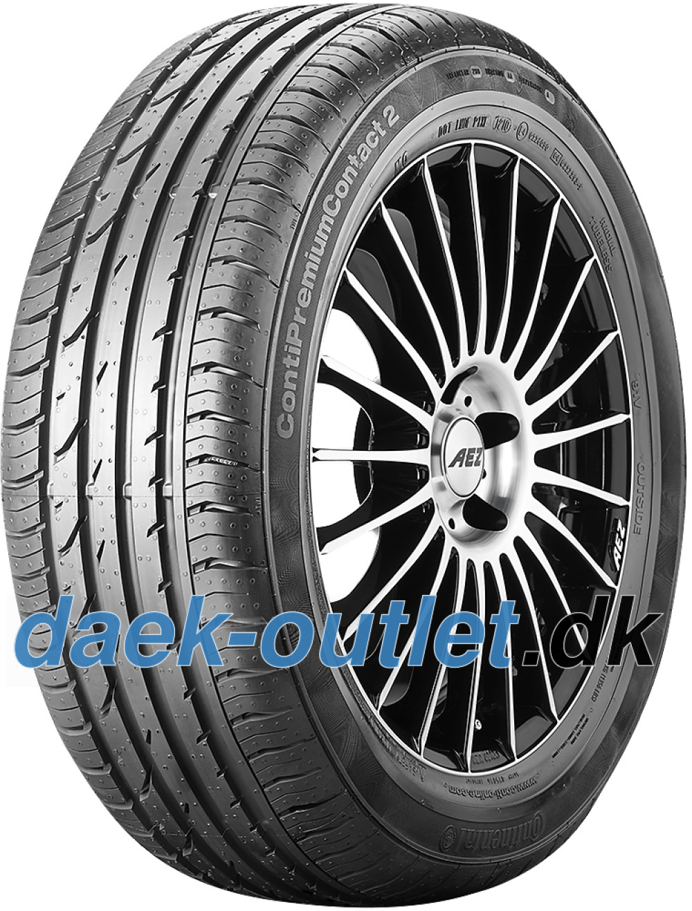 Continental PremiumContact 2 ( 195/50 R15 82H )