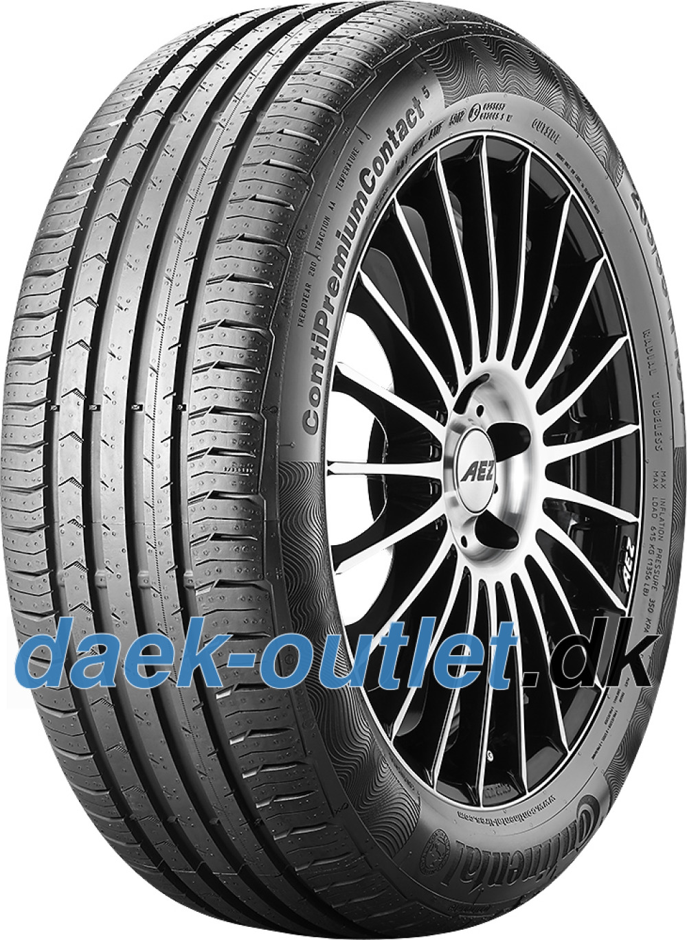 Continental PremiumContact 5 ( 195/55 R16 87H )