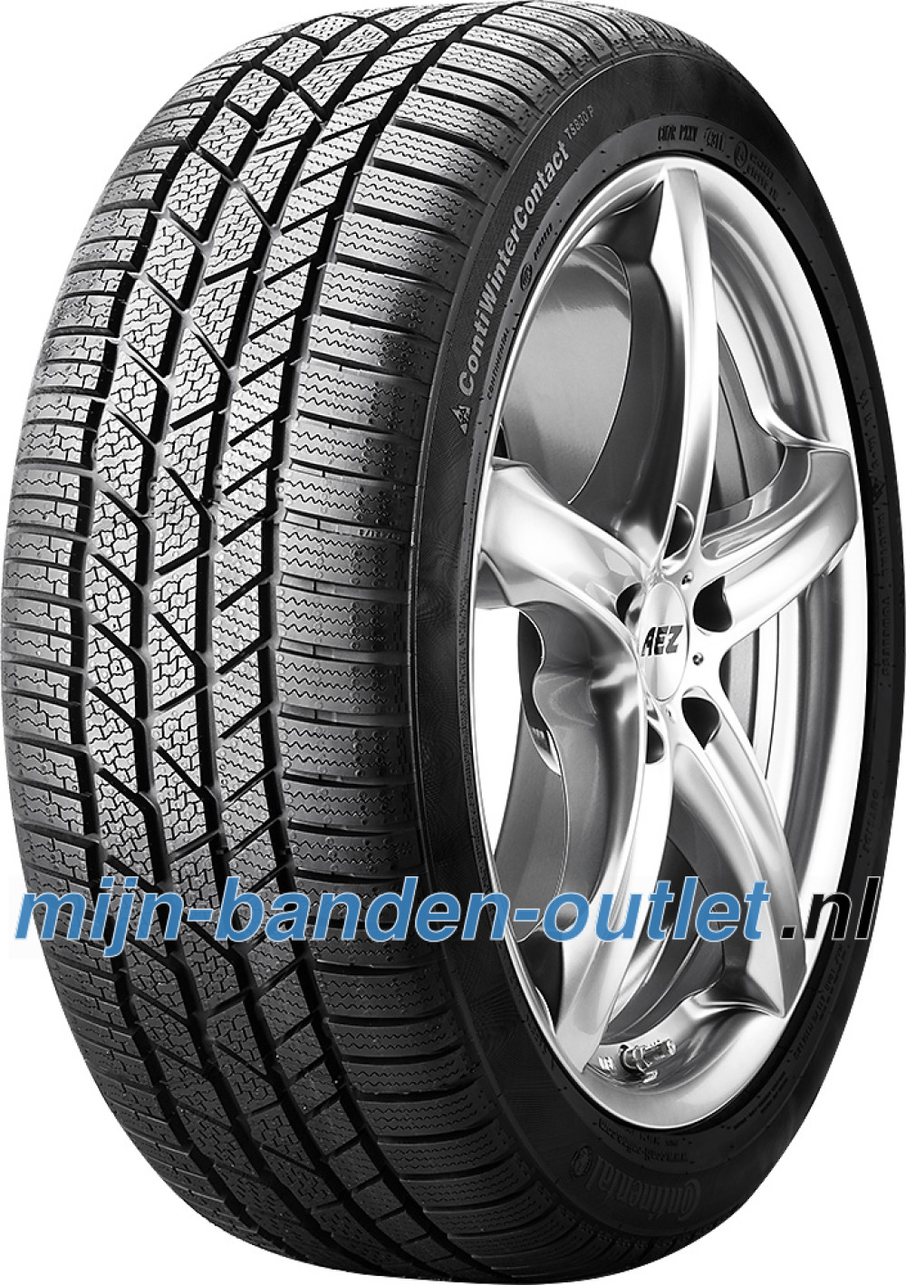 Continental WinterContact TS 830P ( 215/65 R17 99T )