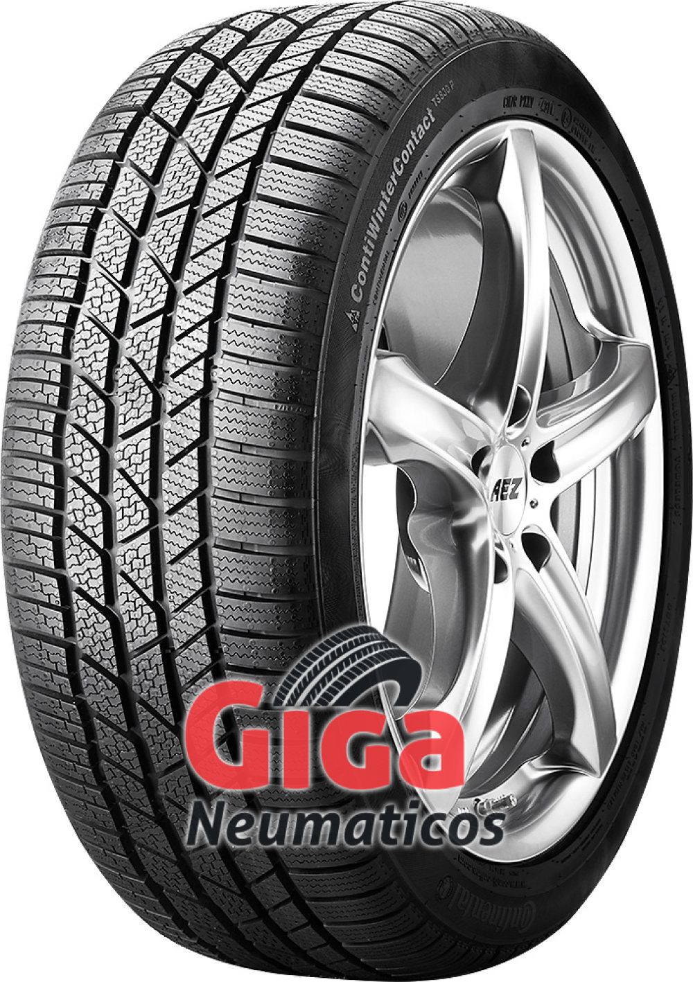 Continental WinterContact TS 830P ( 225/55 R16 95H , AO )