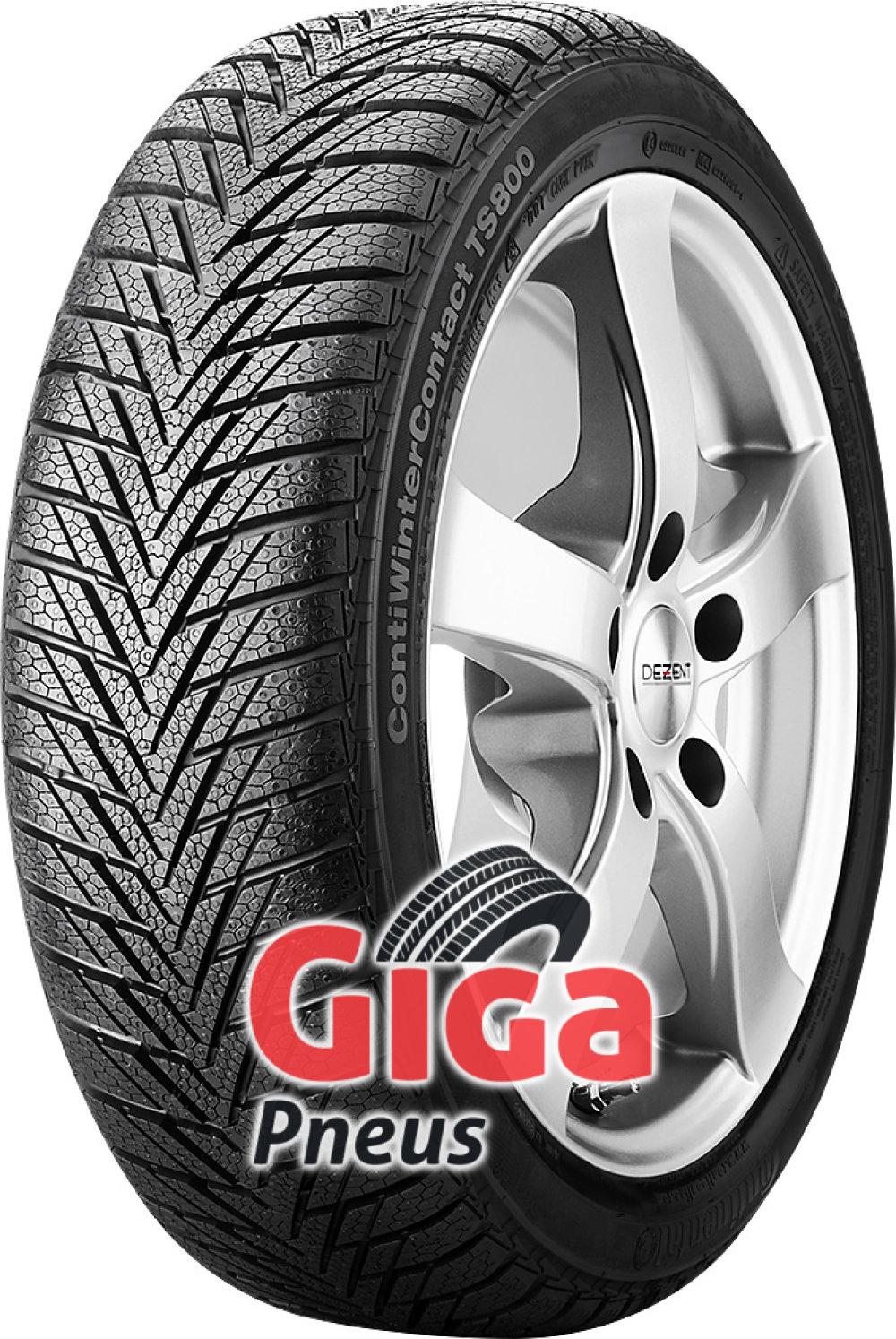 Continental WinterContact TS 800 ( 155/65 R13 73T )