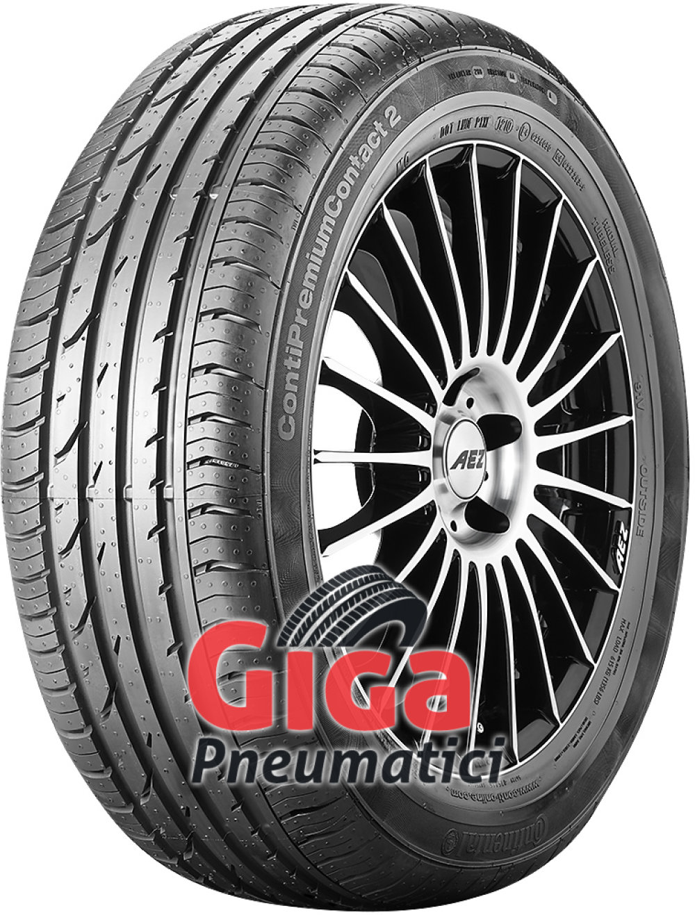 Continental PremiumContact 2 SSR ( 225/55 R16 95W runflat, * )