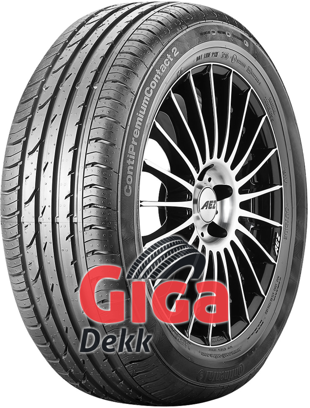 Continental PremiumContact 2 ( 185/55 R15 82T )