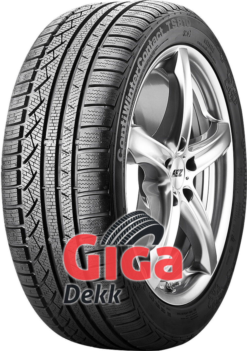 Continental WinterContact TS 810 ( 185/65 R15 88T , MO, med list )