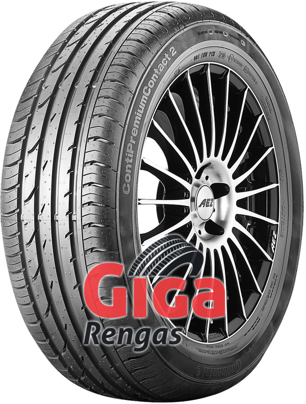 Continental PremiumContact 2 ( 185/55 R14 80H )