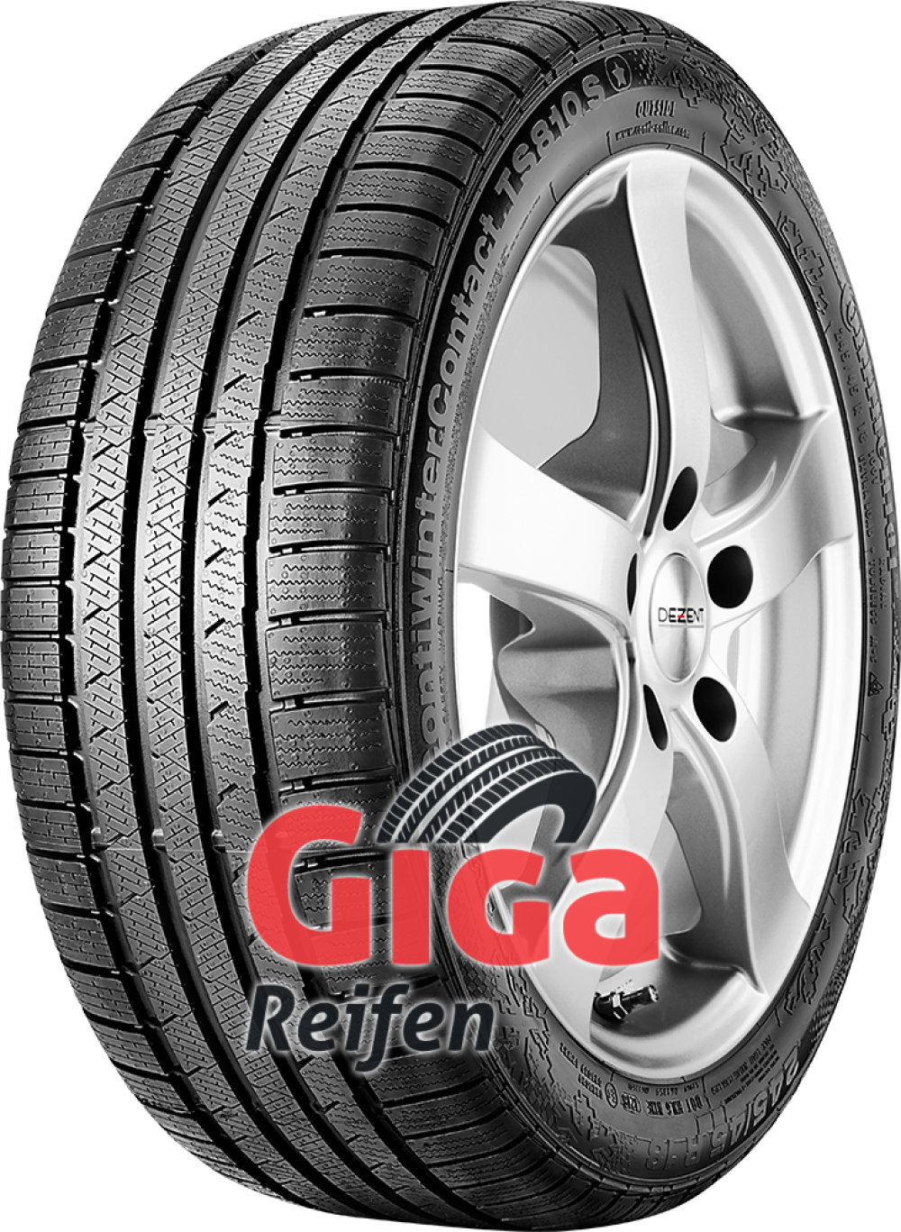 Continental WinterContact TS 810 S ( 245/40 R18 97W XL mit Felgenrippe, AO )